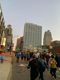 KC Maraton start