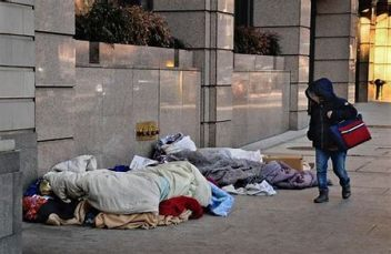 homeless in washington