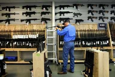 gun store in San Antonio